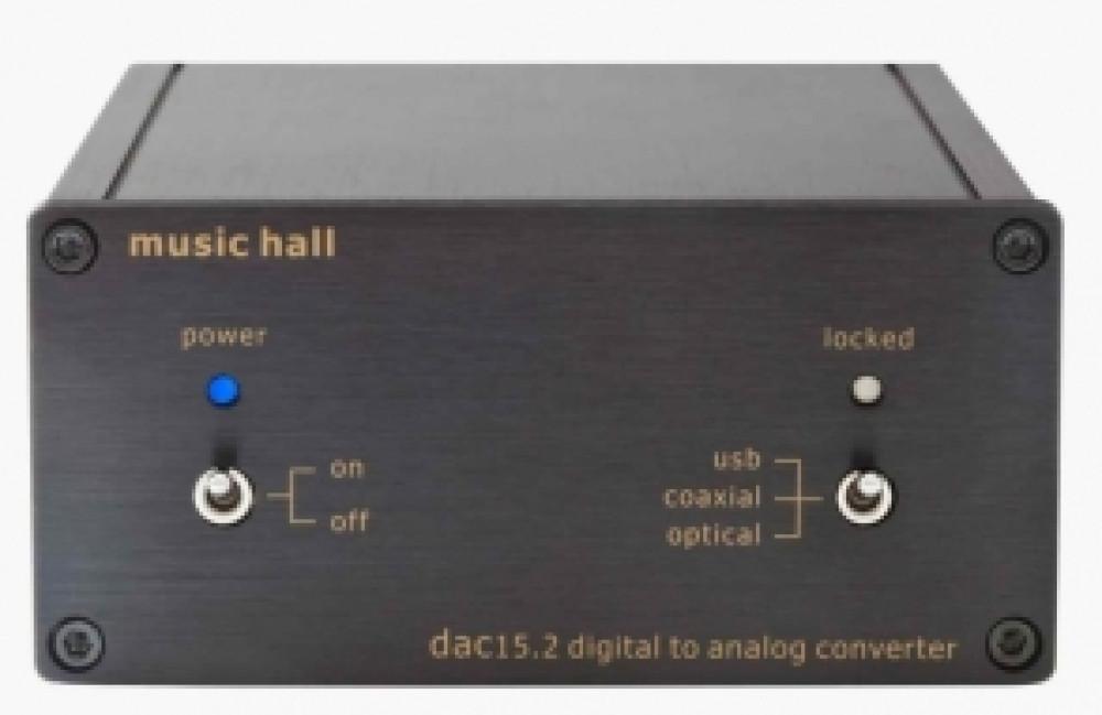 Music Hall DAC15.2